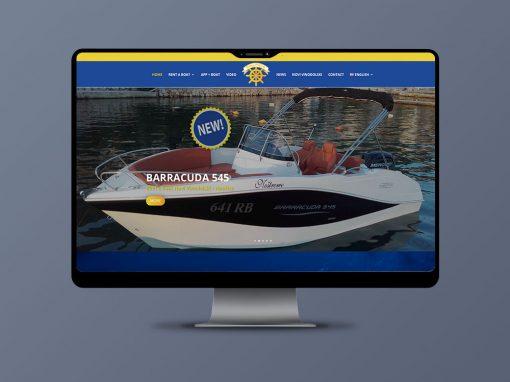 Rent a boat Nautica
