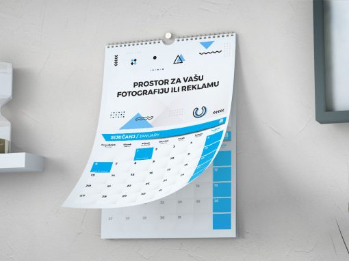 Personalizirani kalendari